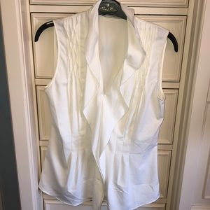 Tahari blouse s/p damage